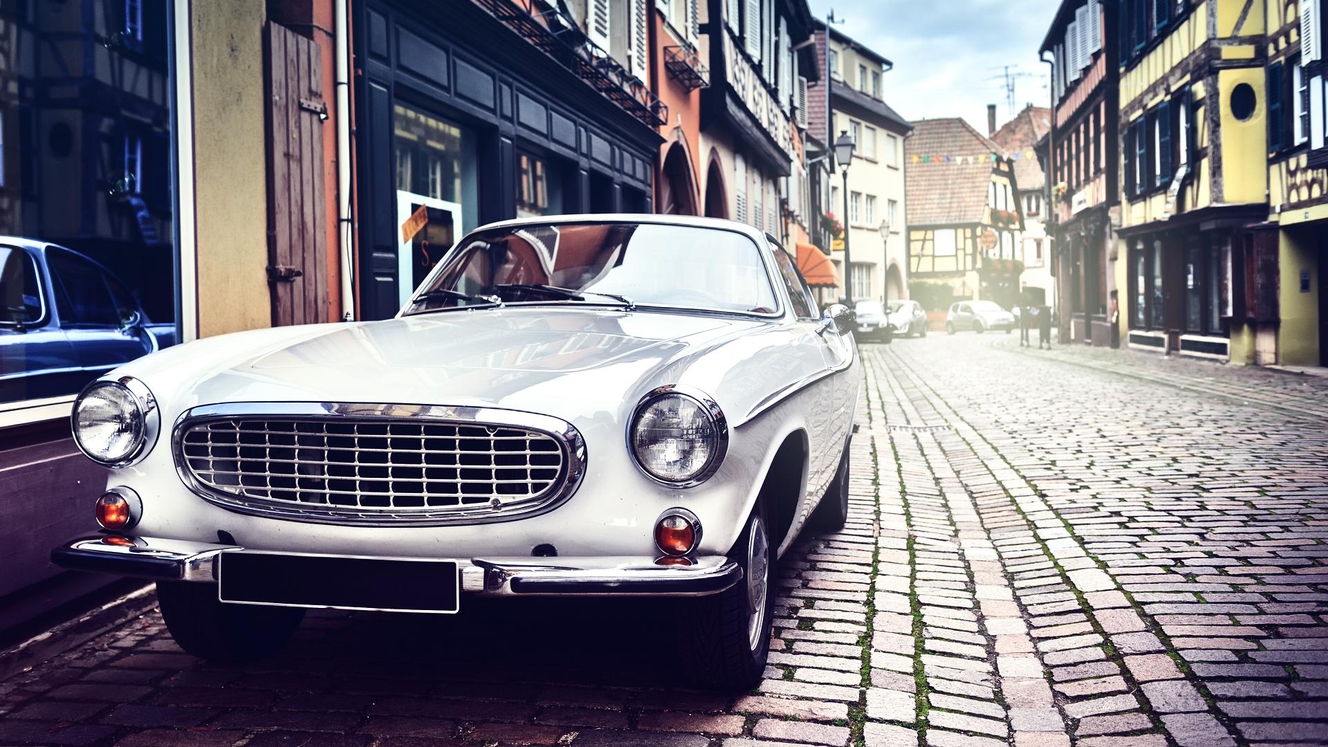クラシックカーを電動化して『アップサイクル』イギリスの新興企業の挑戦