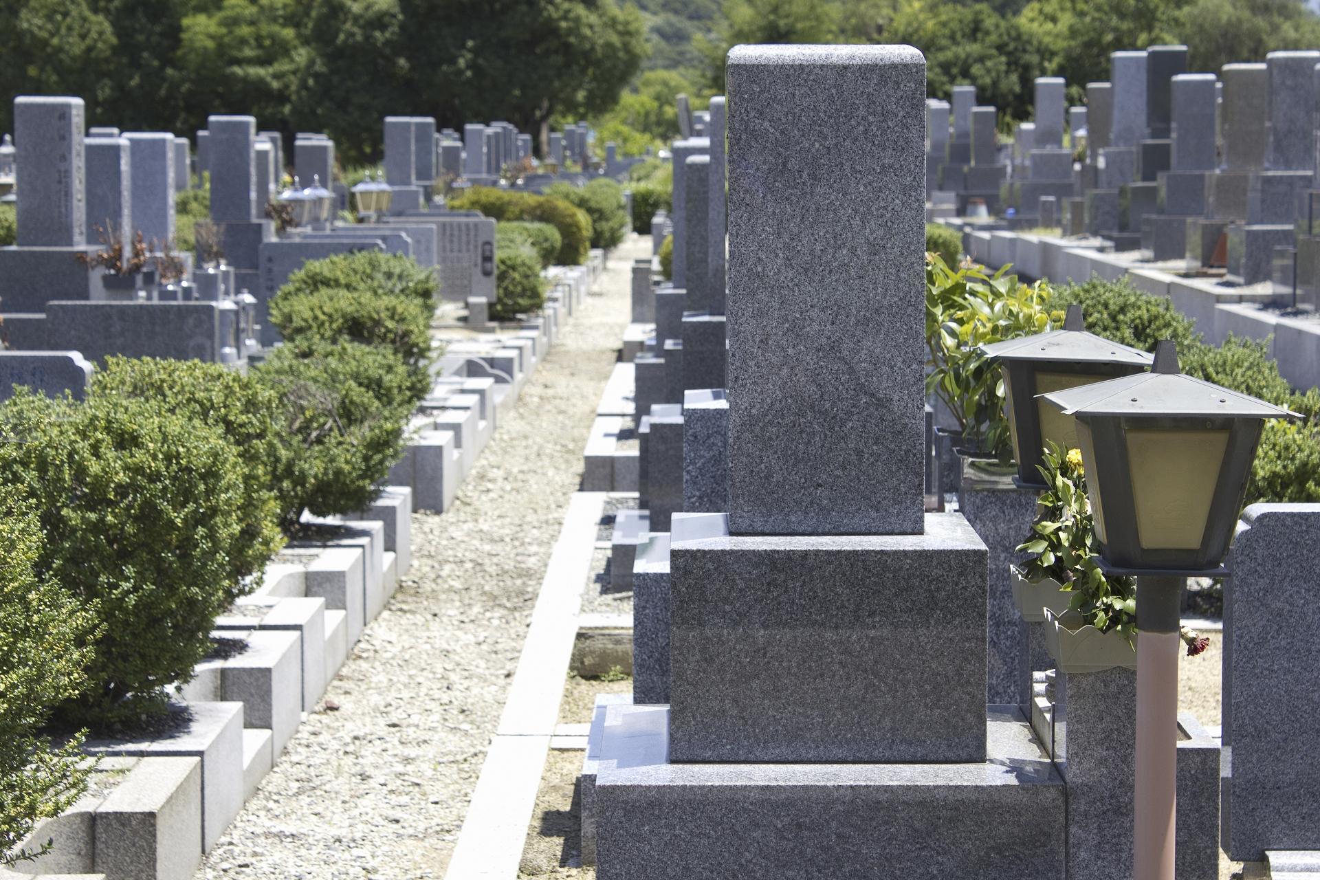 お墓 サブスク